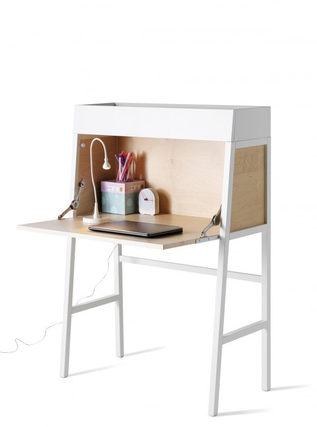 Mobili e accessori salvaspazio per la camera da letto - Ikea mobili camera ...