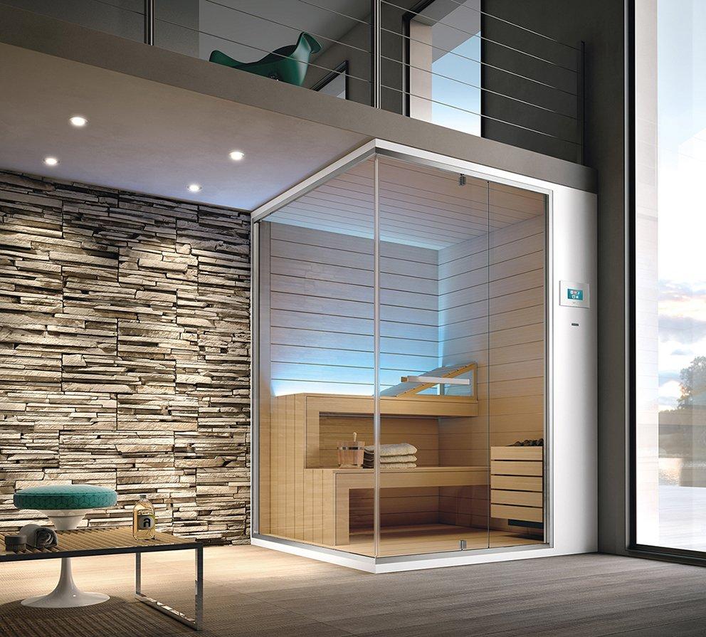 Non solo sauna e bagno turco il benessere secondo hafro - Prima sauna o bagno turco ...
