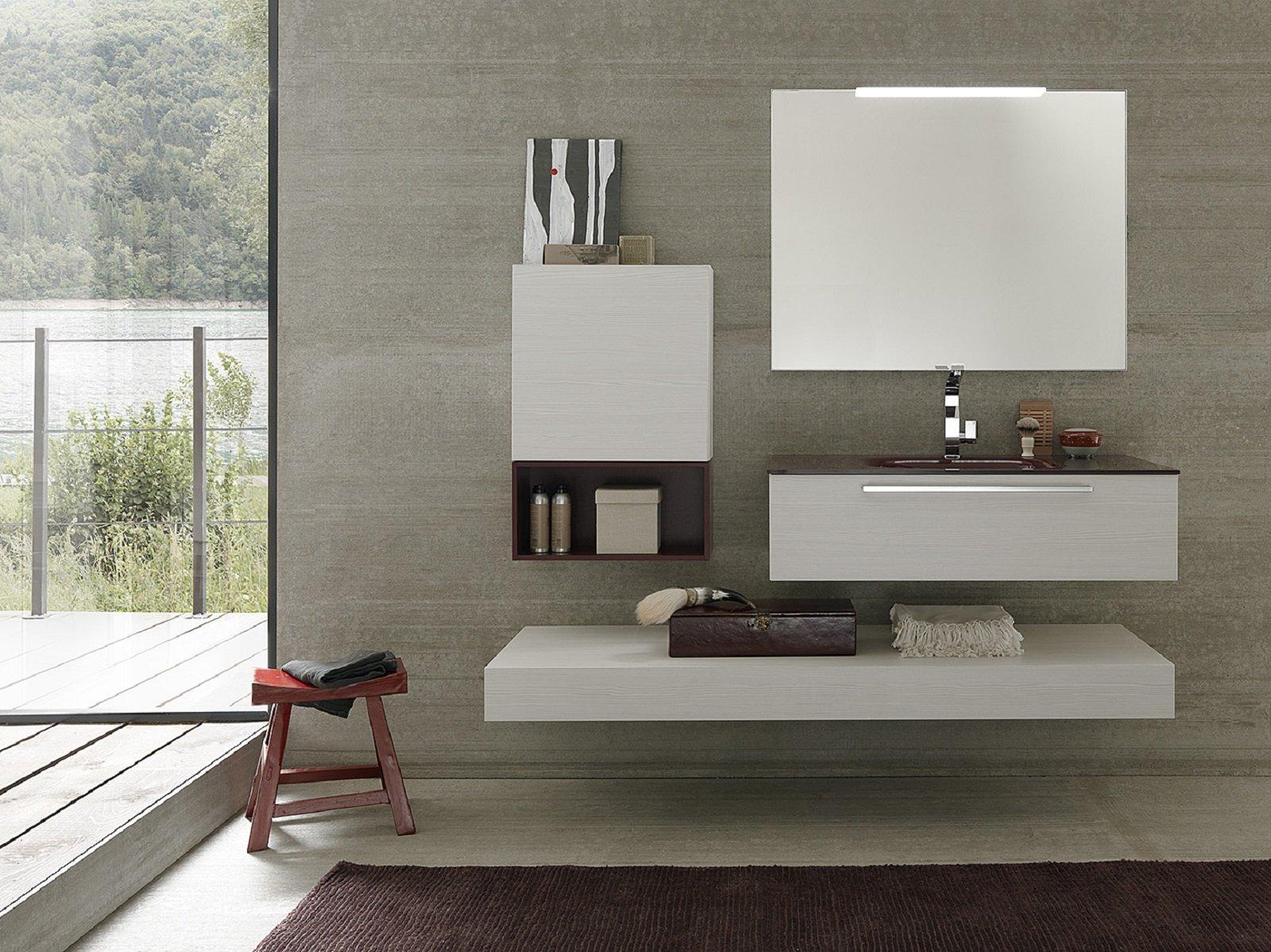 Mensole singole o in combinazioni d 39 effetto cose di casa - Mobili basso costo ...