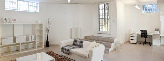 Loft idee su come arredare l 39 appartamento cose di casa for Piani di casa open space