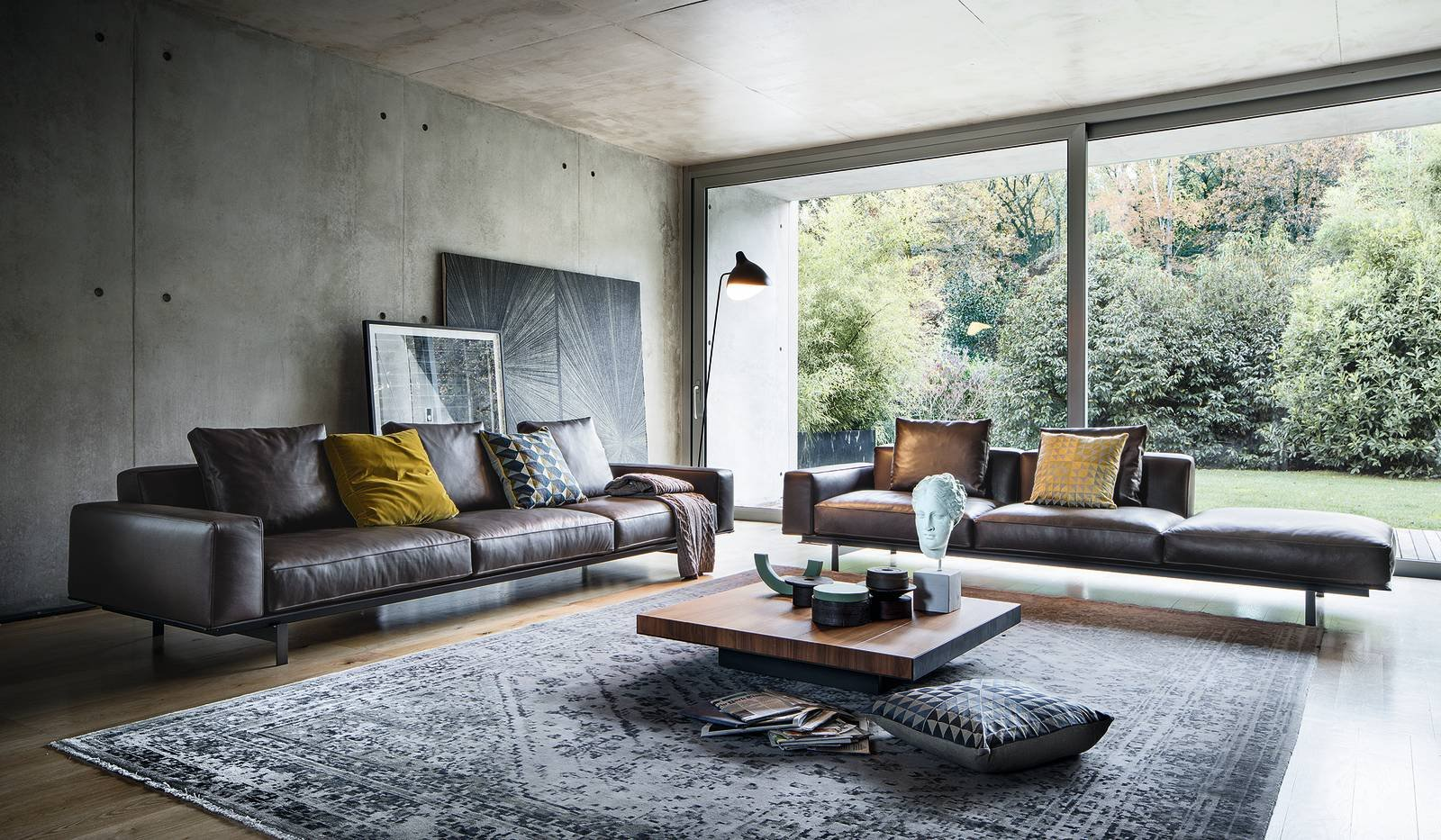 Scegliere il divano comfort e personalizzazione in primo for Piani di casa di 10000 piedi quadrati