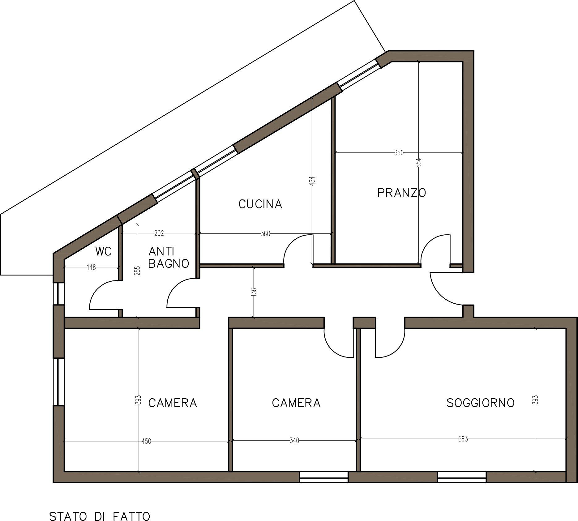 Arredamento soggiorno dwg idee per il design della casa - Divano angolare misure minime ...