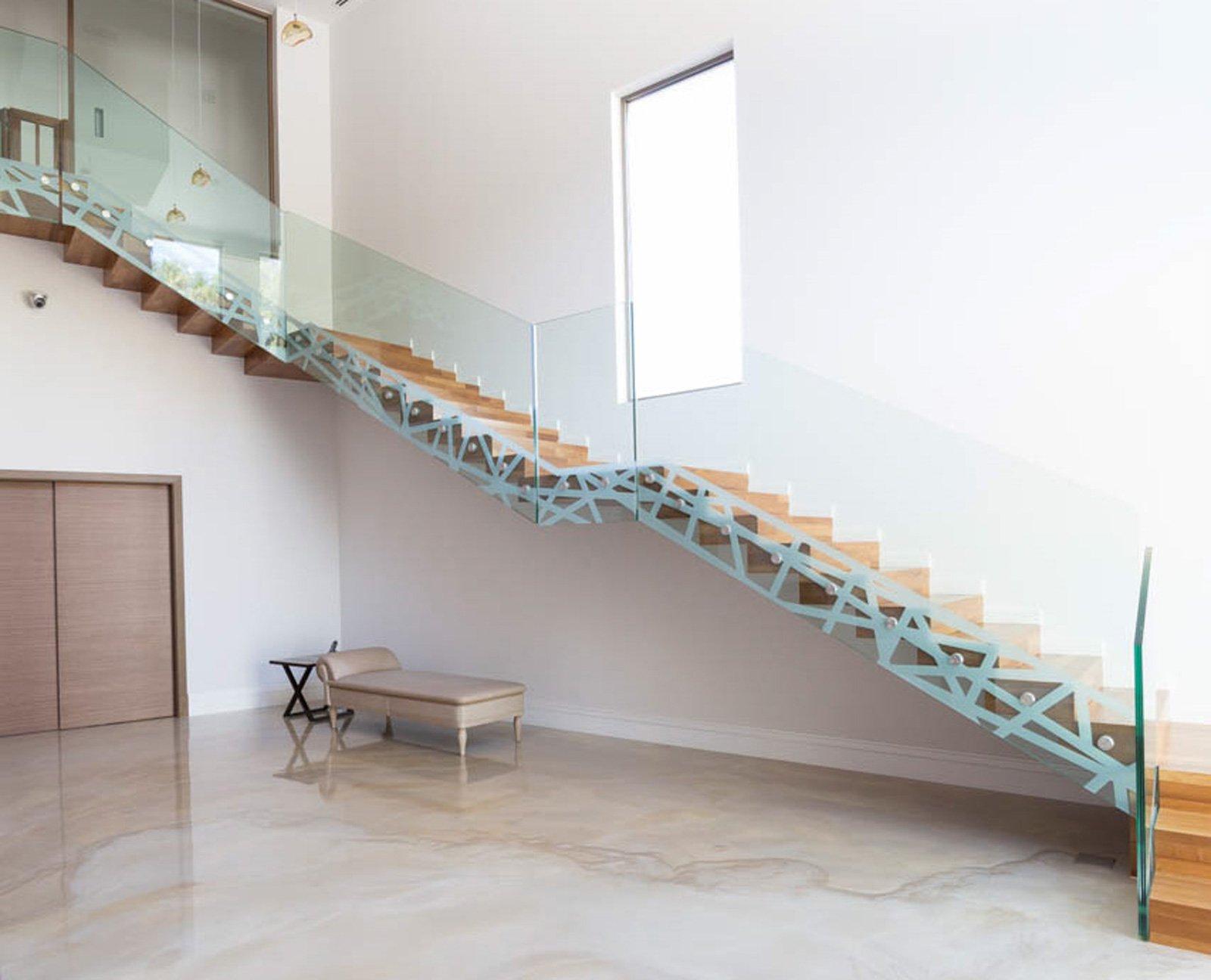 Scale a giorno prefabbricate cose di casa - Come arredare una scala interna ...
