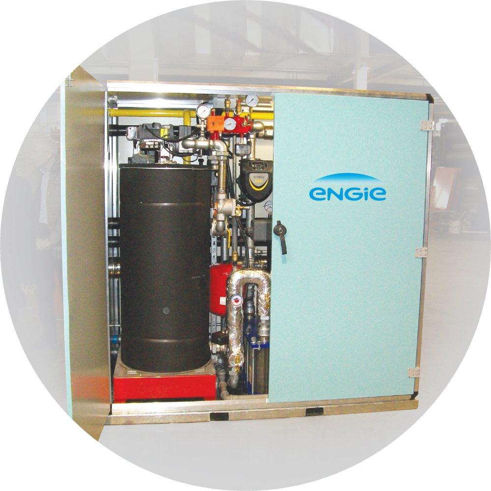 Smart energy box caldaia aperta cose di casa for Controllo fumi caldaia