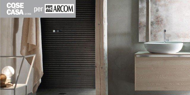 Design resistenza per l 39 arredo bagno di arcom cose di casa for Case mobili normativa 2016