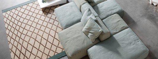 Divano fisso o divano componibile?