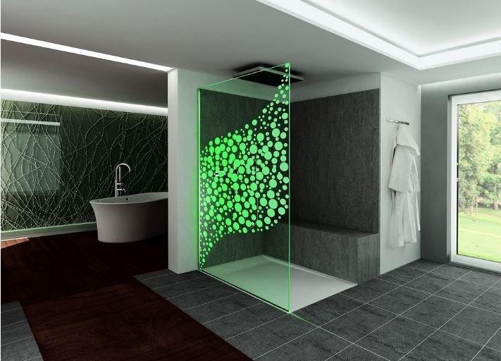 docce walk in senza pannello di chiusura cose di casa. Black Bedroom Furniture Sets. Home Design Ideas