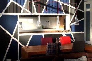 Loft con residenza e studio