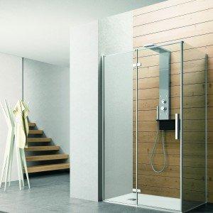 Box doccia rettangolari eleganza minimale per il bagno - Box doccia design minimale ...