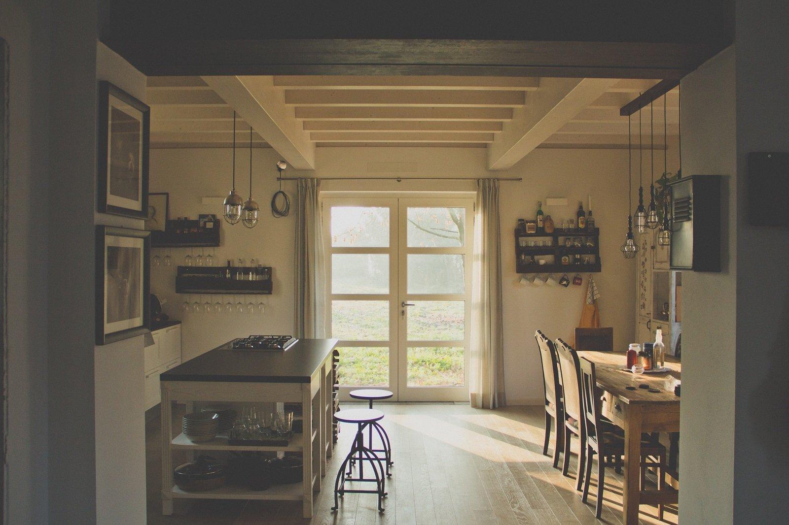 Case Di Campagna Arredamento : Arredi d epoca e pezzi di recupero per la casa di campagna