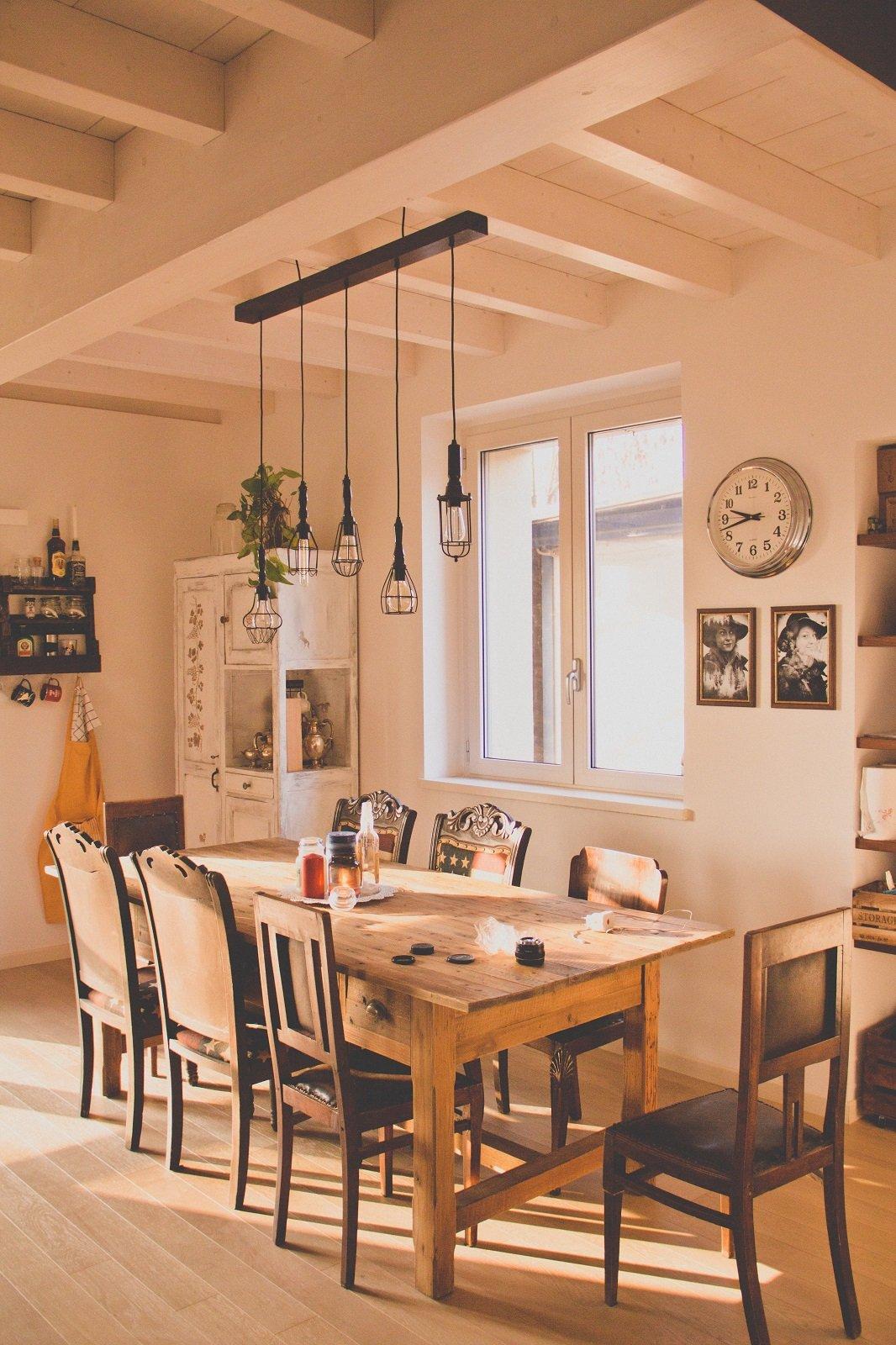 Gres effetto cotto chiaro for Piccoli piani per la casa di campagna
