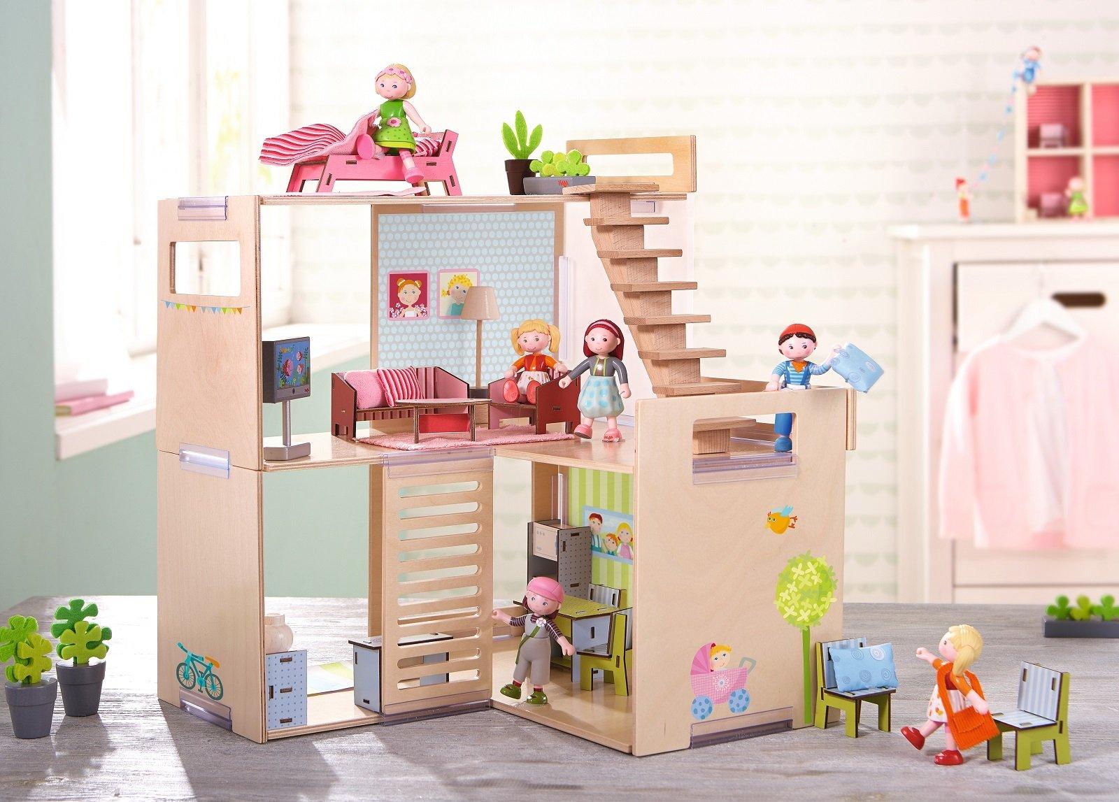 Mobili Per Casa Delle Bambole Fai Da Te : Arredare la casa delle bambole cose di casa
