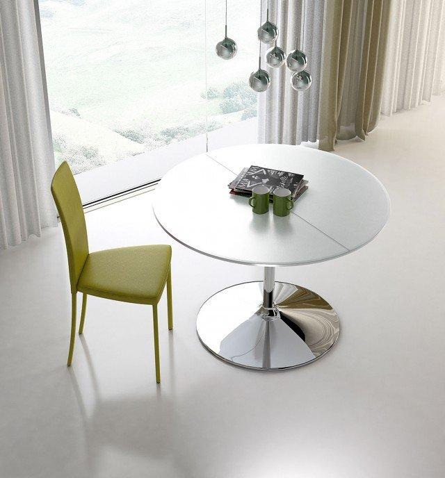 Tavoli piccoli rotondi o quadrati per tutti gli ambienti for Piccoli piani casa hacienda