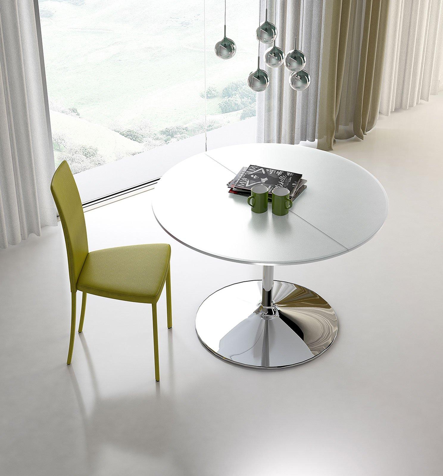 Tavoli piccoli rotondi o quadrati per tutti gli ambienti for Tavoli piccoli