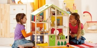 Arredare la casa… delle bambole