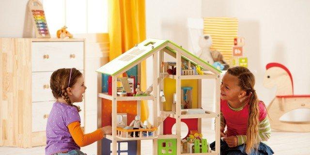 Arredare la casa delle bambole cose di casa for Quattro piani di casa quadrati