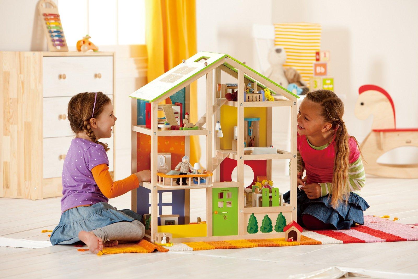 Arredare la casa delle bambole cose di casa - Casa delle bambole in legno ikea ...
