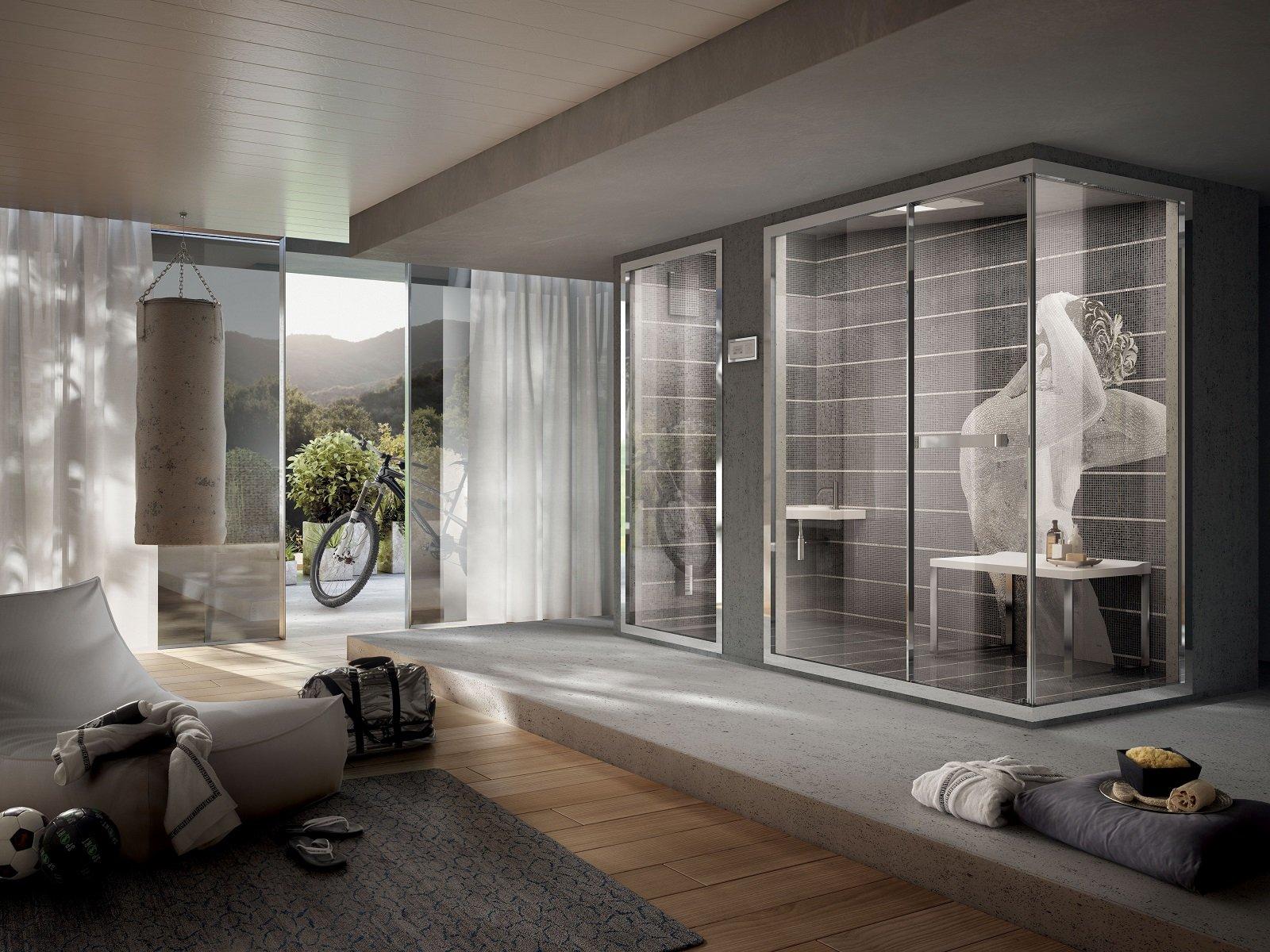 Bagno turco la tua casa per il tuo benessere cose di casa - Cabine doccia teuco ...