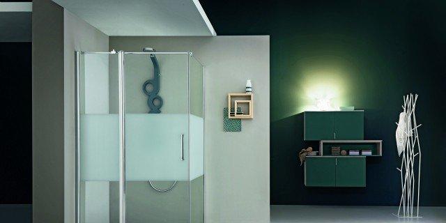 Box doccia rettangolari: eleganza minimale per il bagno