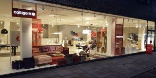 Calligaris apre un nuovo store a Manchester
