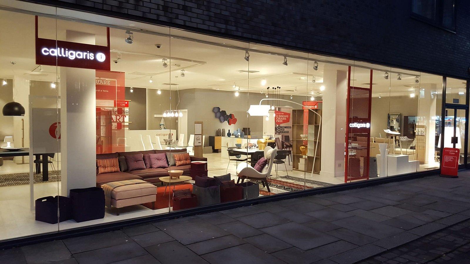 Calligaris apre un nuovo store a manchester cose di casa for Cose di casa shop on line