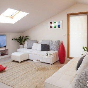 Due modi di sfruttare il sottotetto come abitazione la for Disegni di casa su un livello