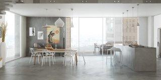 Resina: rivestimenti per pavimenti, pareti, piani di lavoro e soffitti