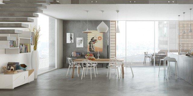 Resina: rivestimenti per pavimenti, pareti, piani di lavoro e ...