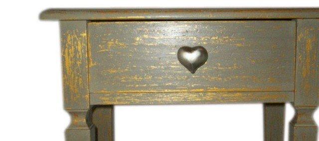 Excellent amazing amazing il vecchio tavolino diventa chic con la finitura decapata with come - Decapare un tavolo ...