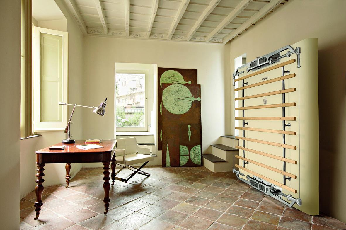 La palestra in casa anche in soggiorno cose di casa - Creare una palestra in casa ...