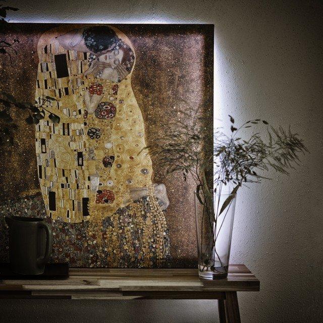 Come sistemare i quadri sulla parete cose di casa for Ikea stampe parete