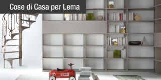 Lema: soluzioni su misura per ottimizzare gli spazi, anche in verticale