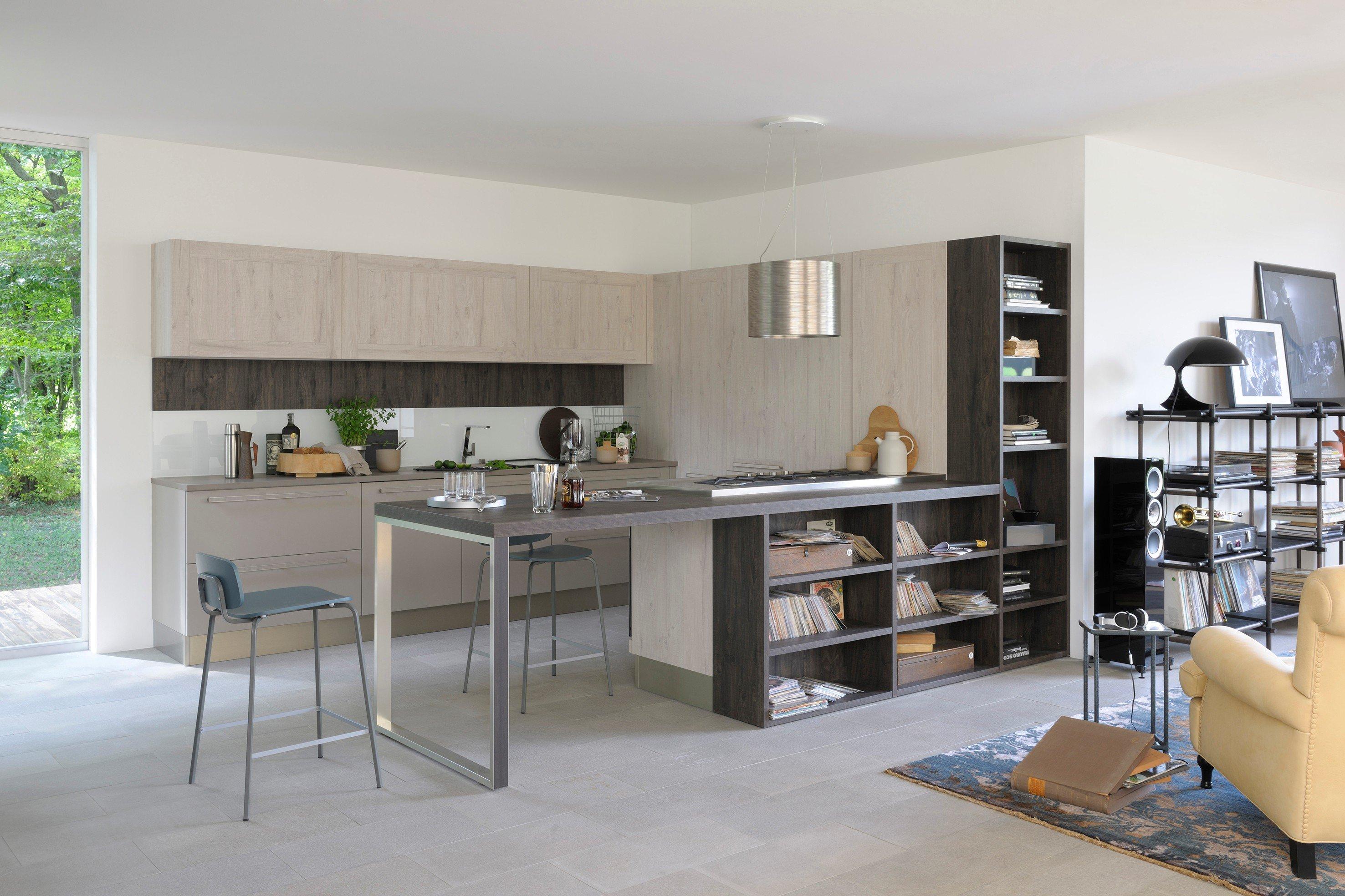 Superfici materiche in cucina - Cose di Casa
