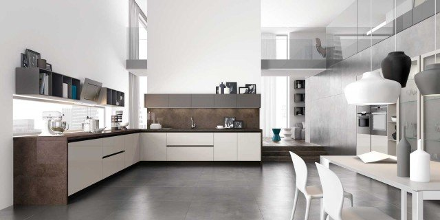 Beautiful Arredo Cucina Moderna Ideas - Amazing House Design ...