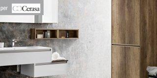 Mobili per il bagno: libere composizioni per liberi pensatori