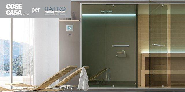 Non solo sauna e bagno turco: il benessere secondo Hafro-Geromin