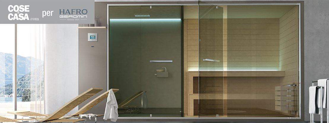 Non solo sauna e bagno turco il benessere secondo hafro - Non solo bagno milazzo ...