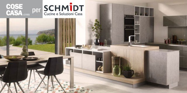 Cucine Schmidt: prestigio e savoir-faire francese nella nuova collezione 2016