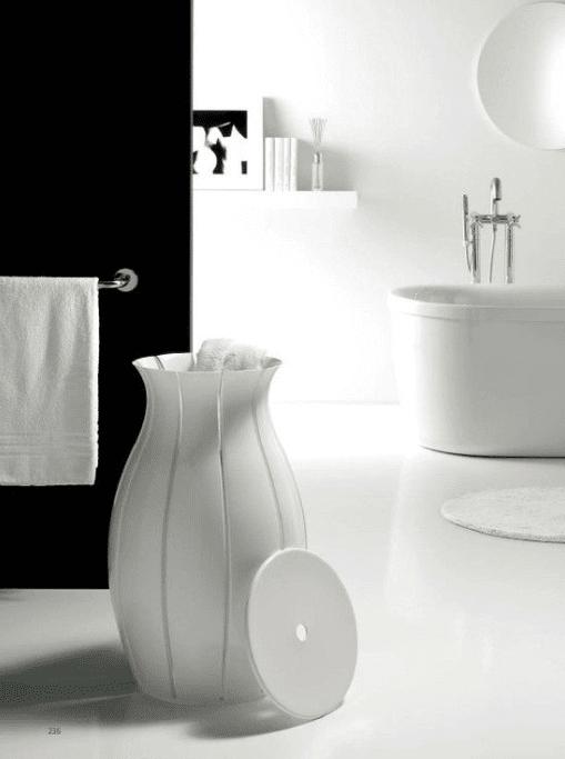 Da portabiancheria di design a lampada da terra cose di casa - Portabiancheria design ...