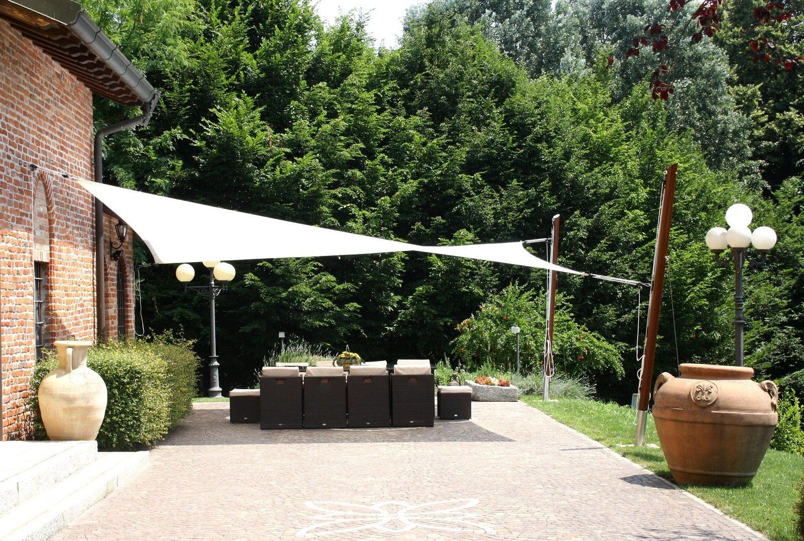 Tende da sole per una casa che si amplia all 39 esterno for Tenda terrazzo