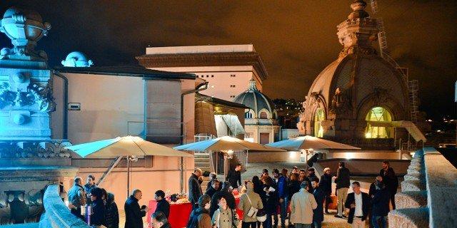 Mostra architectsparty 2016 gli aperitivi negli studi di for Elenco studi di architettura roma