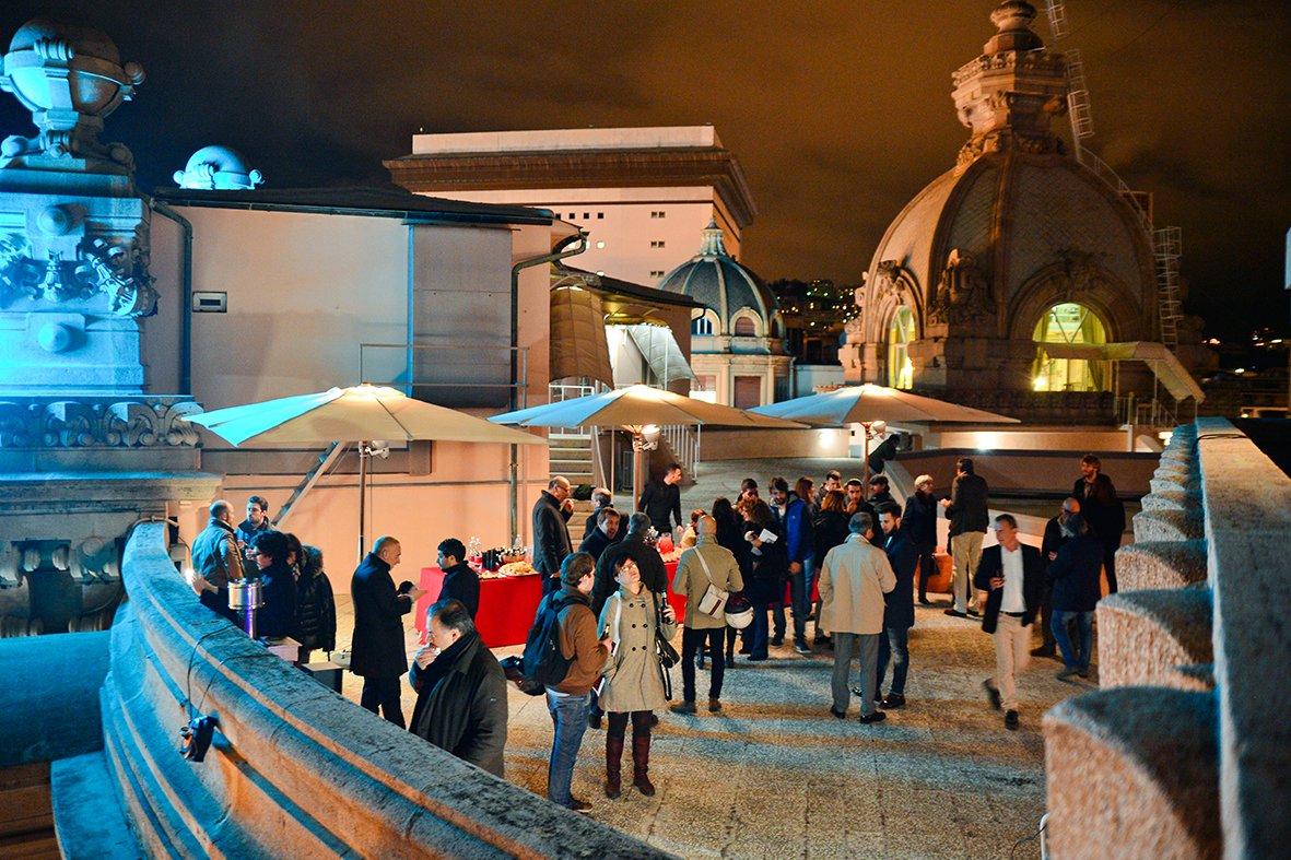 Mostra architectsparty 2016 gli aperitivi negli studi di architettura d italia e d europa - Studi architettura d interni milano ...