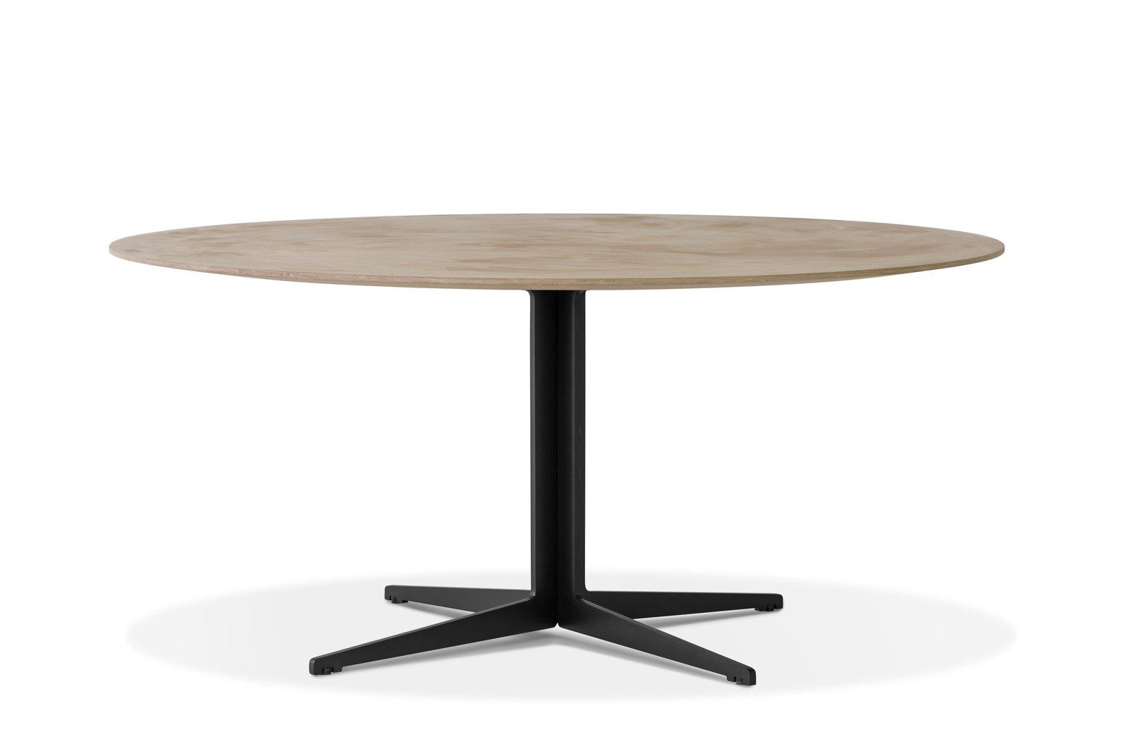 I mille volti del tavolo al salone del mobile 2016 cose for Tavolo quadrato calligaris