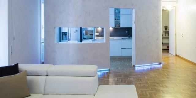 Arredamento casa oltre i 100 mq idee e progetto for Planimetrie con stanze segrete