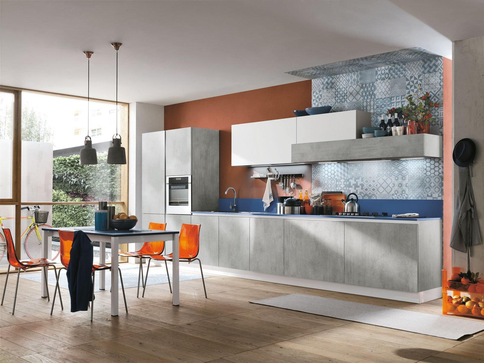 Cucine Moderne Grigio.Cucine In Grigio Di Inaspettata Freschezza Novita