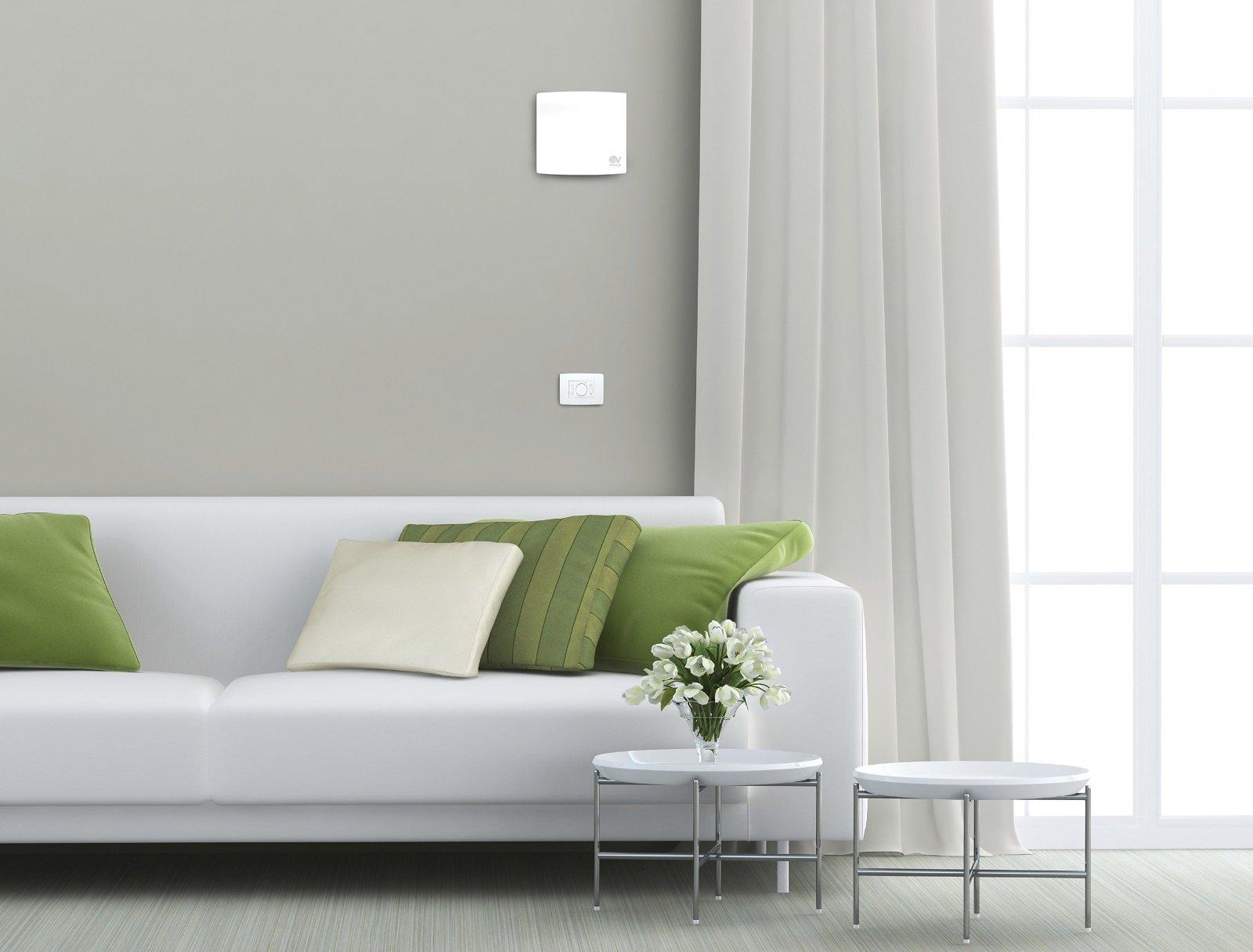 Cambiano l aria recuperando calore cose di casa - Umidita giusta in casa ...