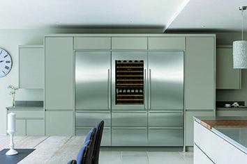 2Sub Zero-frigorifero