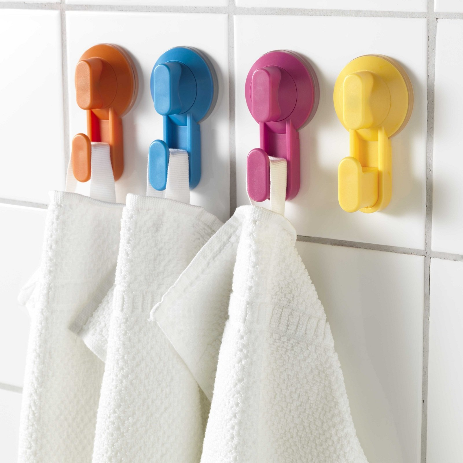 Soluzioni per appendere in bagno cose di casa for Portaspezie da appendere ikea