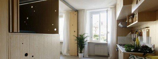 Arredamento casa 50 mq idee e progetti cose di casa for Arredamento bilocale moderno