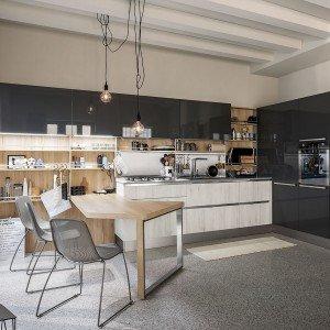 Cucine in grigio di inaspettata freschezza novit for Mobili 4 frosinone
